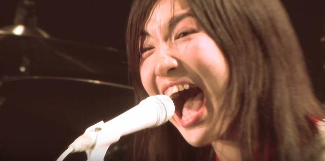 From their show at Akasaka BLITZ