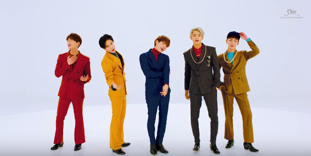 It's been a minute, good to have SHINee back