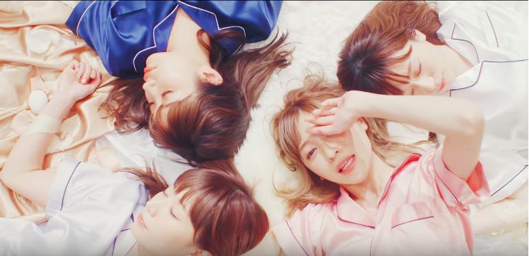 "SILENT SIREN release short version music video to ""ジャストミート"""